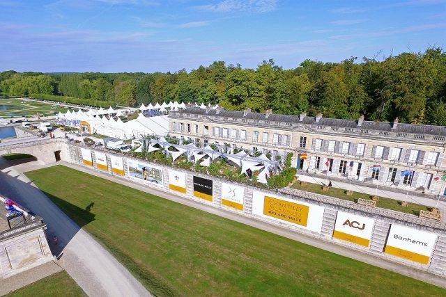 第四屆Concours Art & Elegance Richard Mille車展將於2017年9月10日繼續在尚蒂伊城堡舉辦。