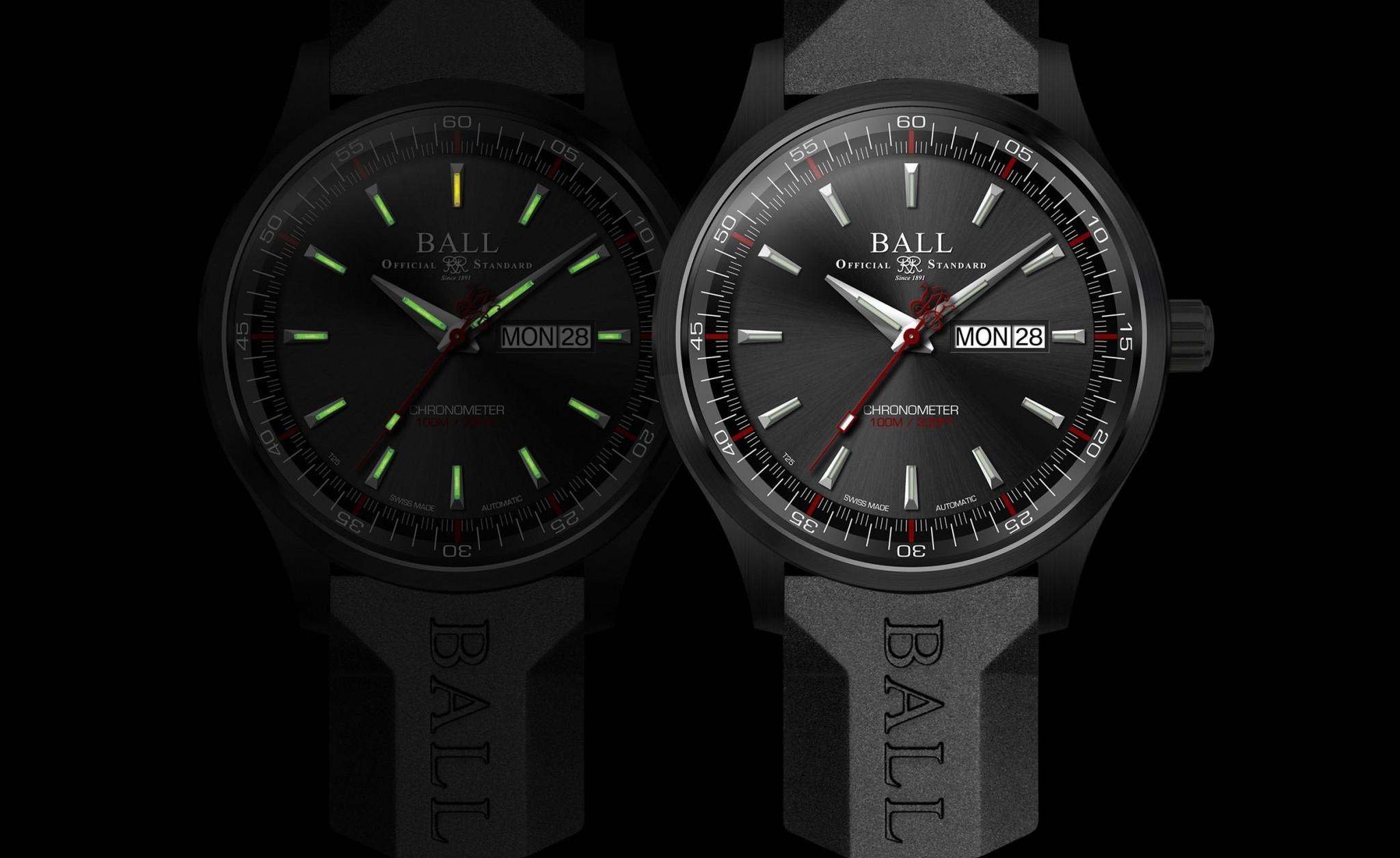 BALL Watch Engineer II Volcano腕錶北中南同步展售,歡迎蒞臨參觀