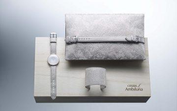 為每位21世紀優雅用心生活的女性打造的新款奢華時尚主義女錶:CITIZEN L朧月
