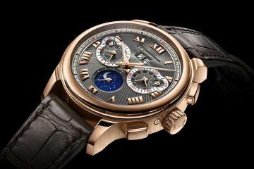 展現迷人風格與優雅風範:蕭邦L.U.C Perpetual Chrono萬年曆計時碼錶