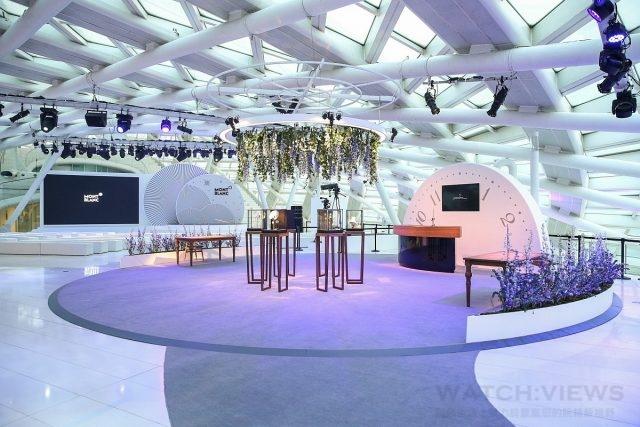 萬寶龍於北京鳳凰國際傳媒中心舉辦Bohème寶曦系列女仕腕錶全球發表會