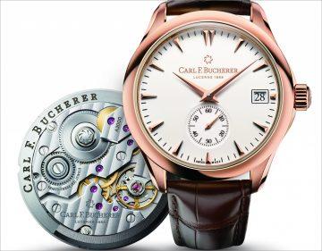 商界精英的時間法則:寶齊萊Manero Peripheral馬利龍緣動力腕錶