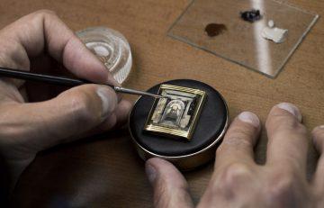 積家贊助威尼斯Grande di San Rocco聖洛克大會堂修復,推出微繪琺瑯紀念腕錶