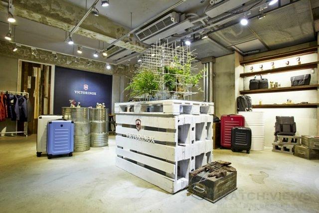 Victorinox瑞士維氏 於2016年9月5日於台北知名藝術複合空間 Ardor Hair Salon 舉行 #TheMakers 活動,預覽2016秋冬系列,展出品牌的瑞士軍刀、腕錶、旅行箱包、服飾、香水等產品。