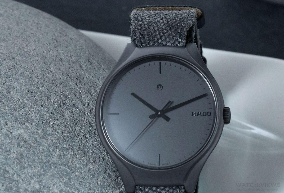 雷達表「世界設計之都® 」台北限量錶聶永真設計款