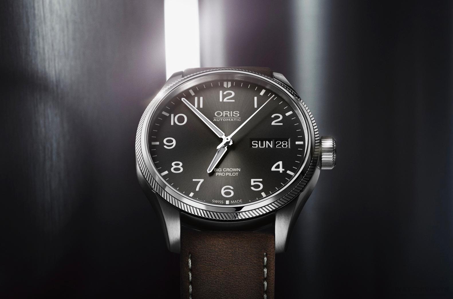 啟動腕間的飛航模式:Oris飛行時計