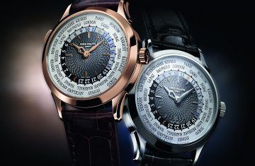 重塑世界時間腕錶的當代風貌:百達翡麗5230G.5230R世界時間腕錶