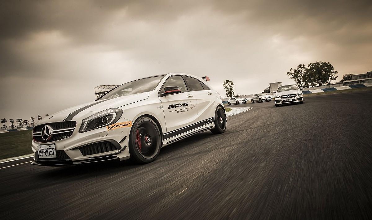 野性即是本性:AMG全速戰隊報到,2016年AMG 駕駛學院疾速登台