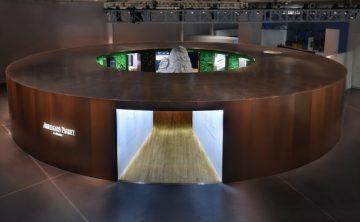「馭時.先鋒——愛彼當代藝術及高級製錶展」於上海餘德耀美術館耀目開啟