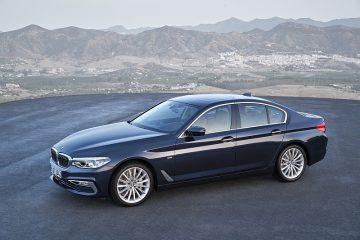 領航智能未來:全新BMW大5系列豪華房車 預售正式展開