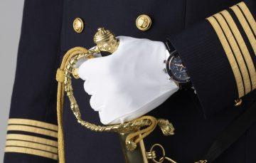 Bell & Ross Vintage BR Aeronavale海軍航空兵軍官腕錶
