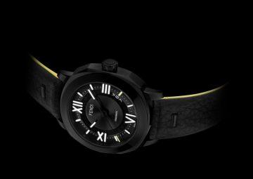 優雅與創新的獨特交融:Fendi Timepieces推出全新Selleria男裝自動腕錶