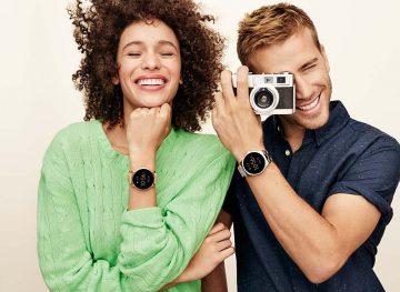 顛覆穿戴式裝置印象,實現時尚與功能的完美結合:Fossil 全新智慧型手錶 Q Wander 和 Q Marshal 11月正式登台
