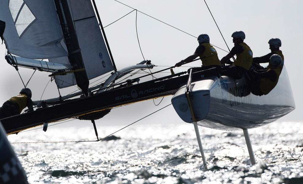 表彰海洋極限精神:EDOX極速帆船Grand Ocean系列兩款自動錶全新上市