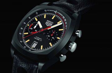 慶祝問世40週年,TAG Heuer Monza計時碼錶推出復刻版忠實呈現原作精髓