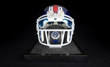 HUBLOT宇舶錶成為紐約巨人美式足球隊官方合作夥伴,攜手推出Classic Fusion Aerofusion紐約限量腕錶