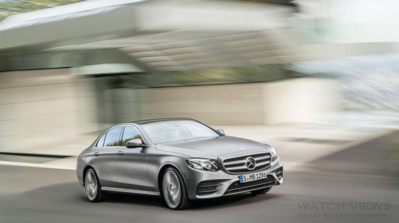 車系編成更完整,銷售能量火力全開:Mercedes-Benz全新E-Class追加E250新動力