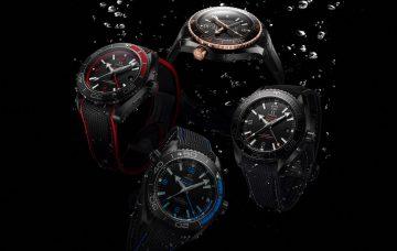 深入海馬的世界:Omega全新Planet Ocean Deep Black系列腕錶