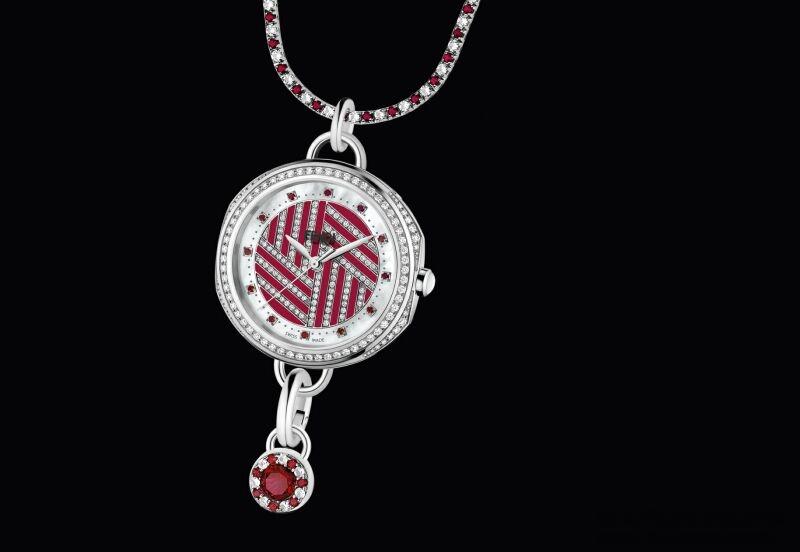 Fendi Timepieces發表全新Selleria Limited Edition限量版女錶
