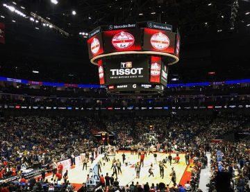 天梭表攜手傳奇巨星Vin Baker,熱力引爆NBA國際系列賽上海站