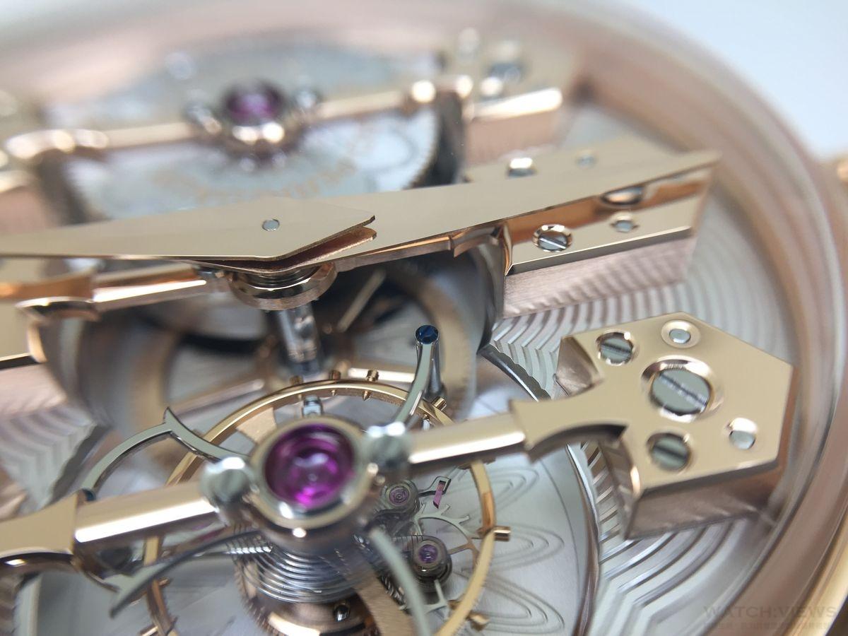美好年代的迴聲:芝柏表Esmeralda Tourbillon 陀飛輪腕錶