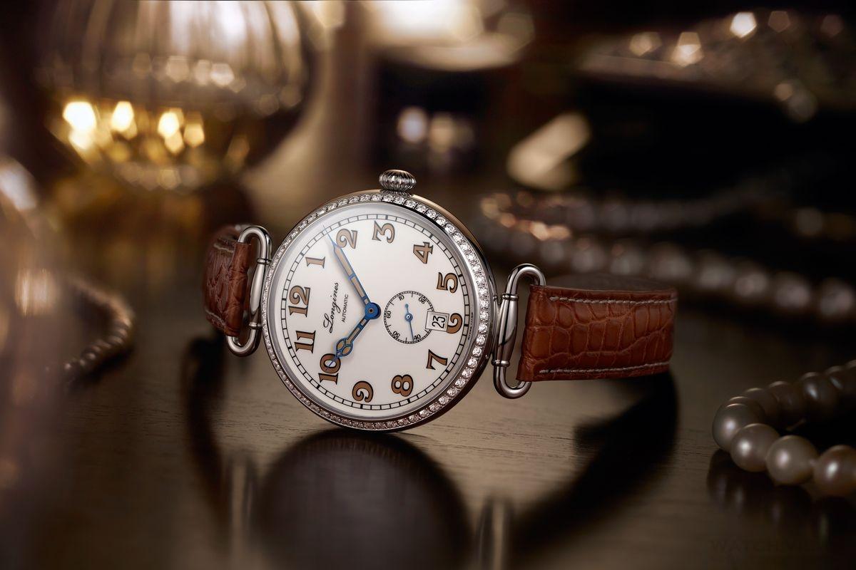 Longines浪琴表1918復刻腕錶 古典風格新詮釋 男女復刻新錶情