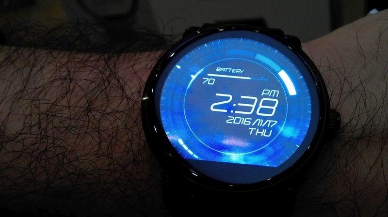Fossil Q全新智慧型手錶 遙控拍照功能