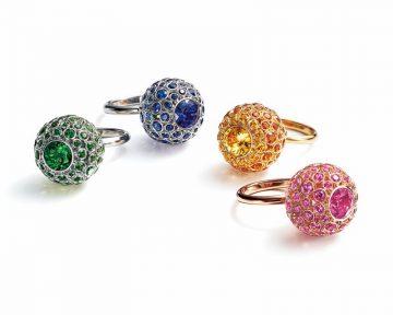 Tiffany頂級珠寶展 20億珍品迎賓