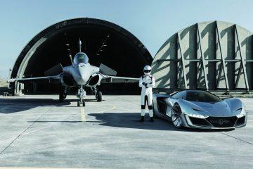 從天而降:Bell & Ross BR 03 AeroGT & Desert Type