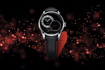 聖誕紅錶現動人、閃耀金絢麗登場,MIDO美度表陪你共度幸福美時美刻