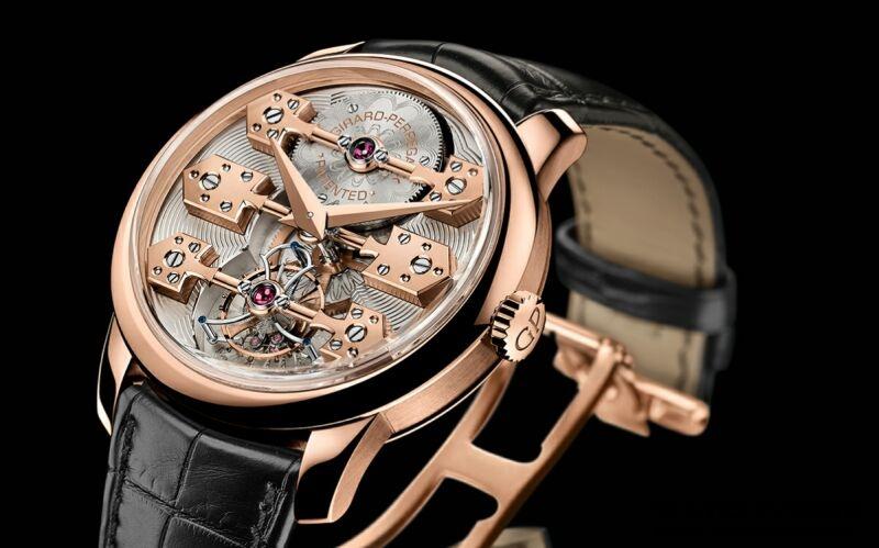 絕美的精湛錶藝:芝柏表Griard-Perregaux Esmeralda Tourbillon 陀飛輪腕錶
