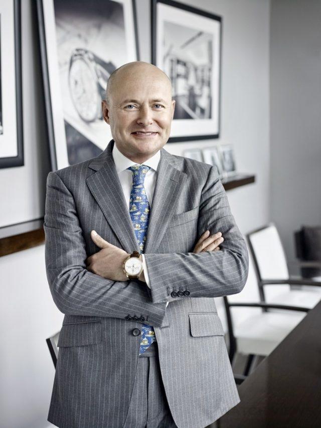IWC現任CEO Mr. Georges Kern將出任製錶,行銷和電子商務部門主管。