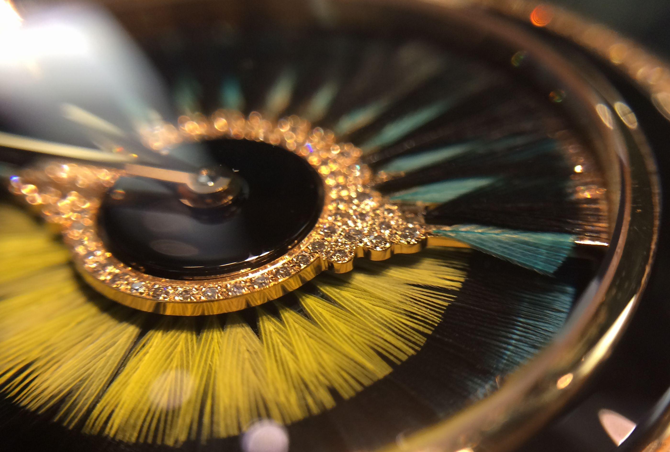 腕上的舞會:Dior VIII Grand Bal Cancan腕錶