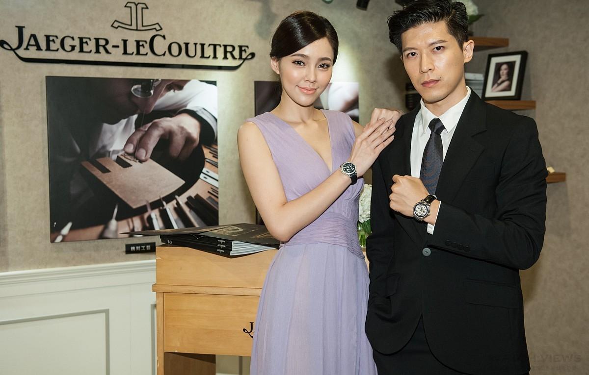 製錶工藝與Métiers Rares珍稀工藝完美融合:寶鴻堂展出積家Master Ultra Thin Squelette超薄大師系列鏤空腕錶