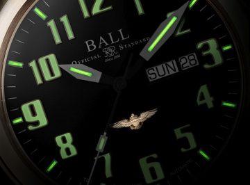 BALL Watch Engineer III工程師系列青銅星Bronze Star與銀鋼星Silver Star飛行錶款隆重登場