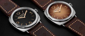 【2017日內瓦錶展報導】沛納海Radiomir 3 Days Acciaio腕錶