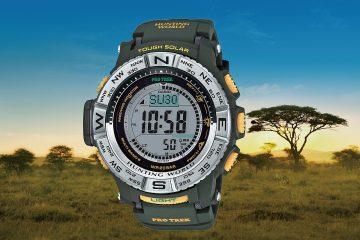 熱愛探索大自然的最佳選擇:CASIO PRO TREK攜手美國旅行配件品牌HUNTING WORLD推全台限量五支聯名錶款