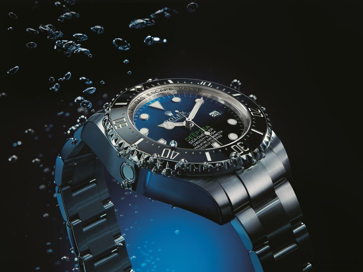 【腕錶指南】玩固鋼強:不鏽鋼運動腕錶(中)
