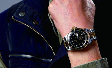 Rolex Submariner 16613勞力士潛航者巴拿馬運河限量紀念錶