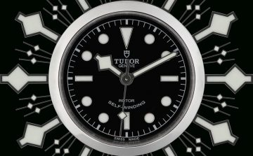 帝舵特邀紐約藝術家兼鐘錶愛好者 Atom Moore透過「混聚」攝影技巧,詮釋帝舵旗艦錶款風華與魅力