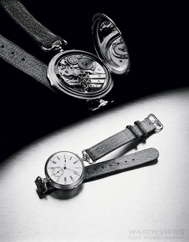1892年:愛彼推出鐘錶史上第一枚三問腕錶。