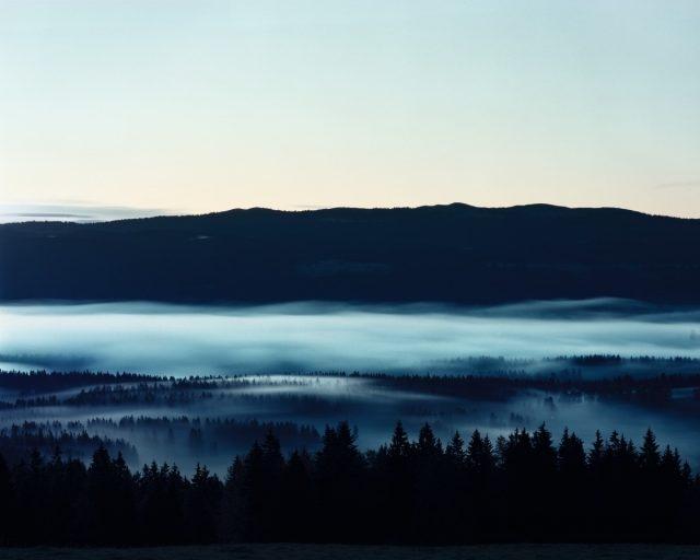英國攝影師丹.霍茲沃斯鏡頭下的汝山谷