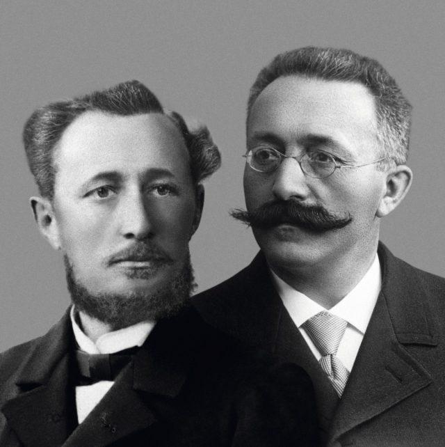 愛彼創始人Jules Louis Audemars與Edward Auguste Piguet