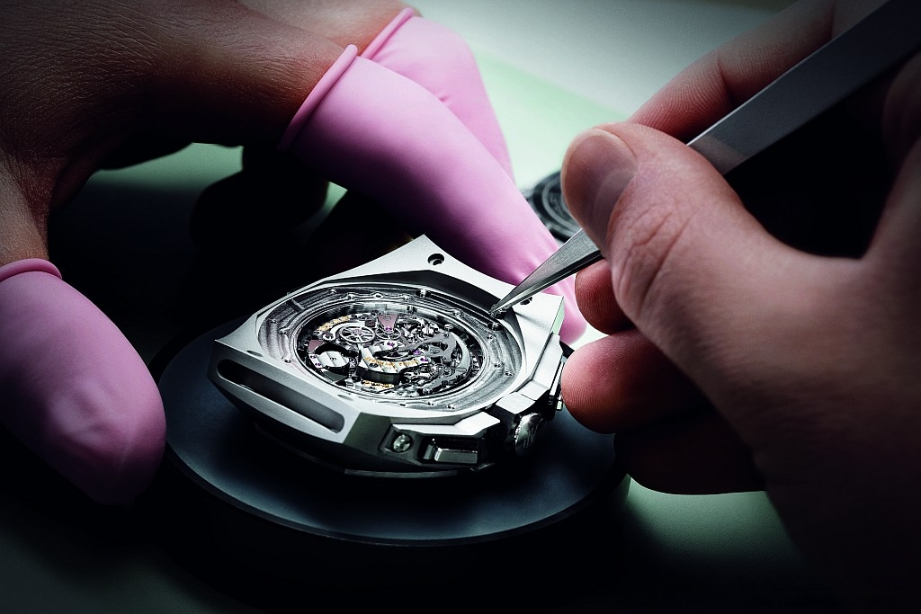 以高級製錶美學貢獻於藝術創造與創新:愛彼錶