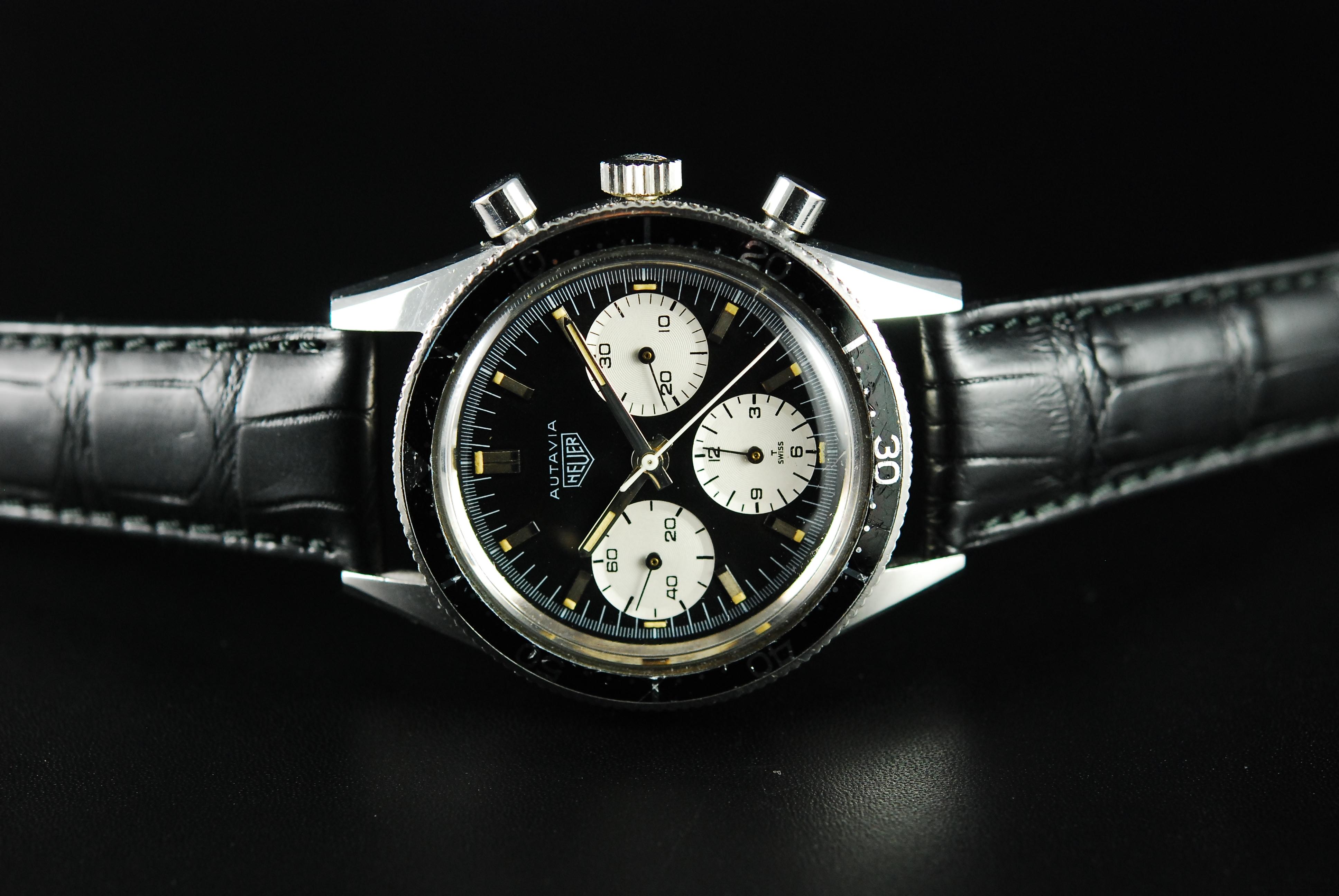 【錶友心得分享】平凡的外表,不簡單的內在:Heuer Valjoux 72