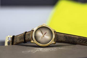 【2017 Pe-SIHH報導】H. Moser & Cie.亨利慕時勇創者兩地時間概念腕錶限量版