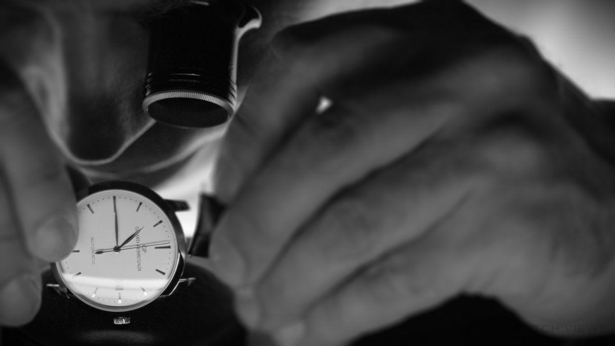 歲月知天命:芝柏1966系列腕錶
