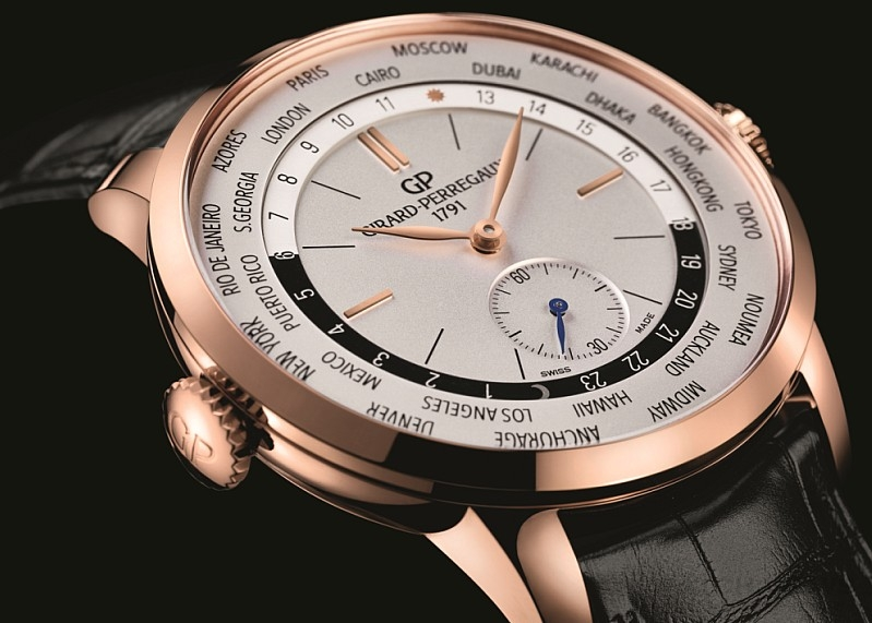 【2017 Pre-SIHH報導】GP芝柏表1966 系列新成員—1966 WW.TC世界時間腕錶
