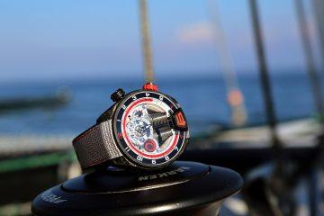 HYT與極限航海2016大贏家Alinghi一起航向澳大利亞
