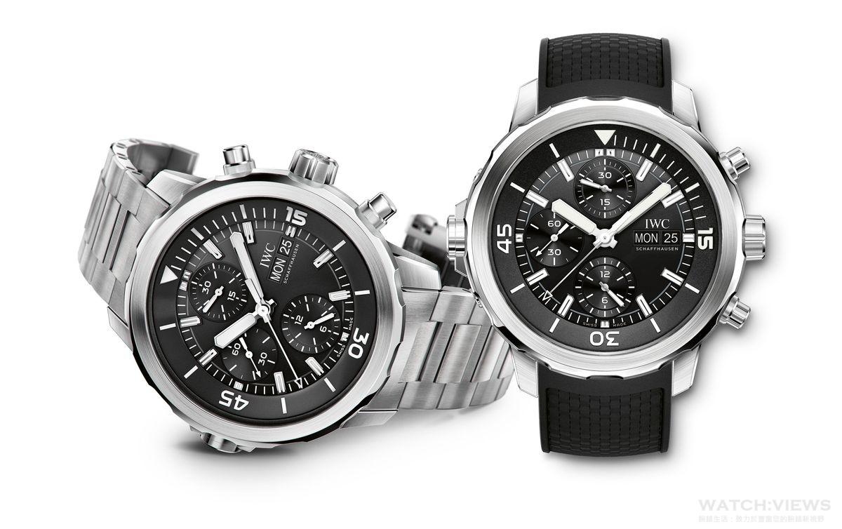 【腕錶指南】一錶隨身,多重變化:快拆錶帶的巧思(中)